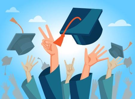 Libérese de las deudas de préstamos estudiantiles