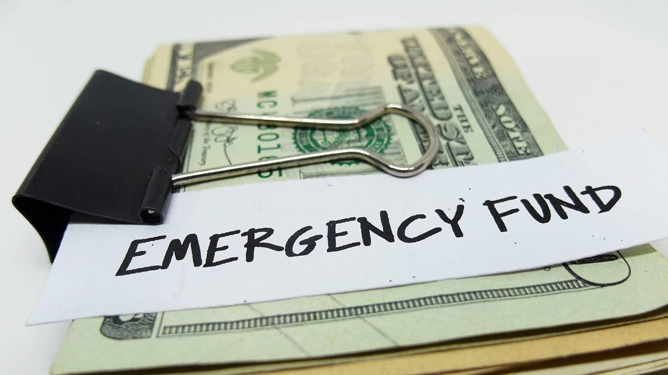 Build an emergency fund