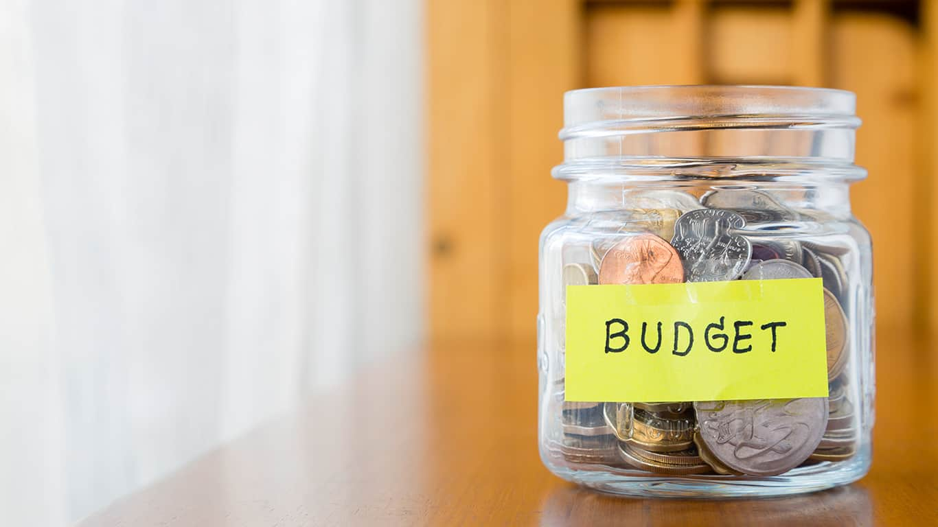 Choose your budget method