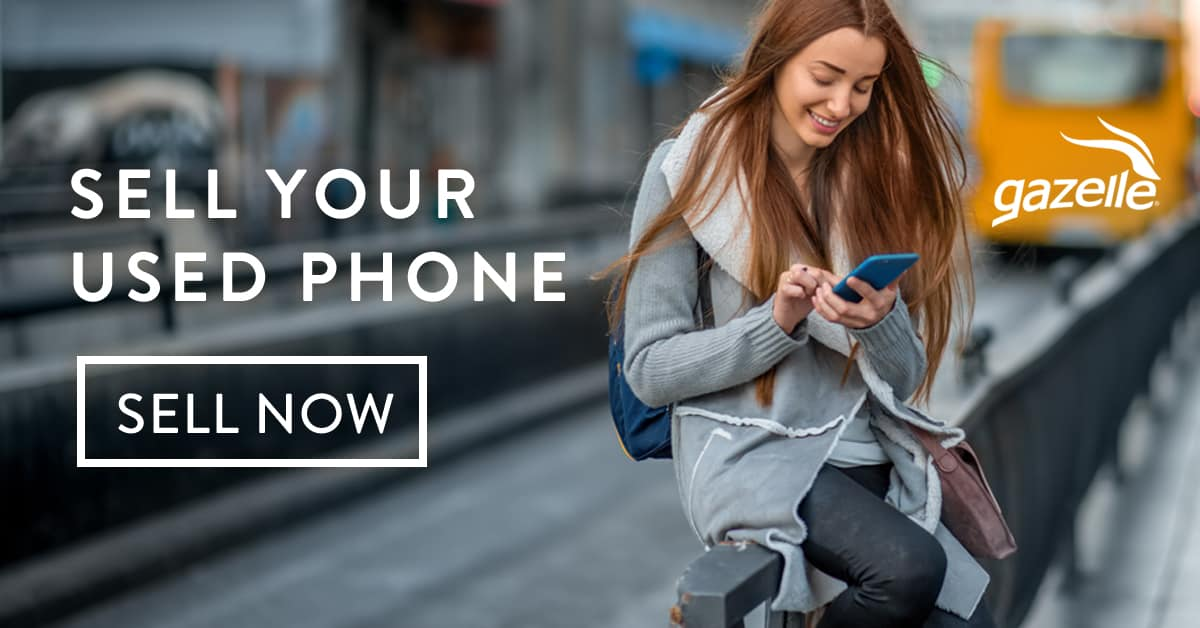 Gazelle - Sell Your Used Phone