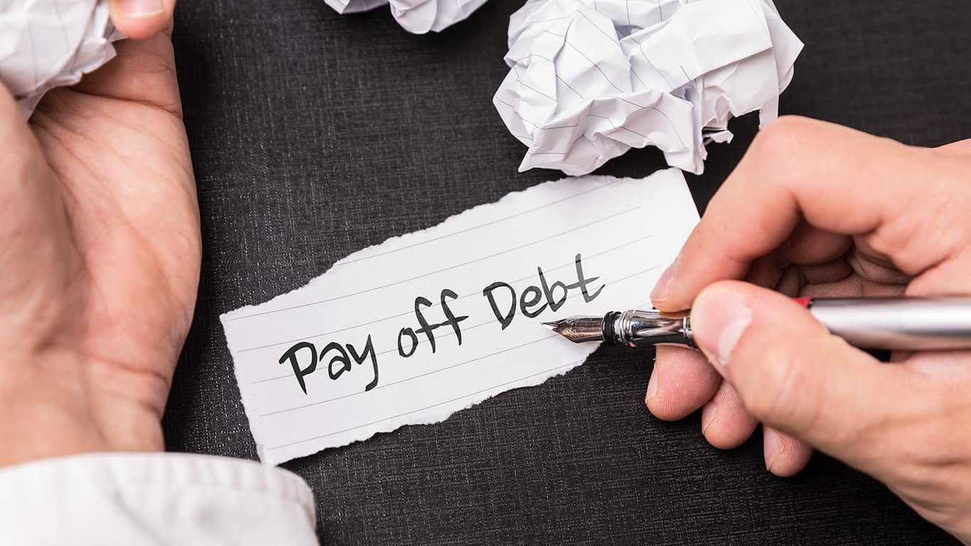6 Signs You Need Help Paying Off Debt
