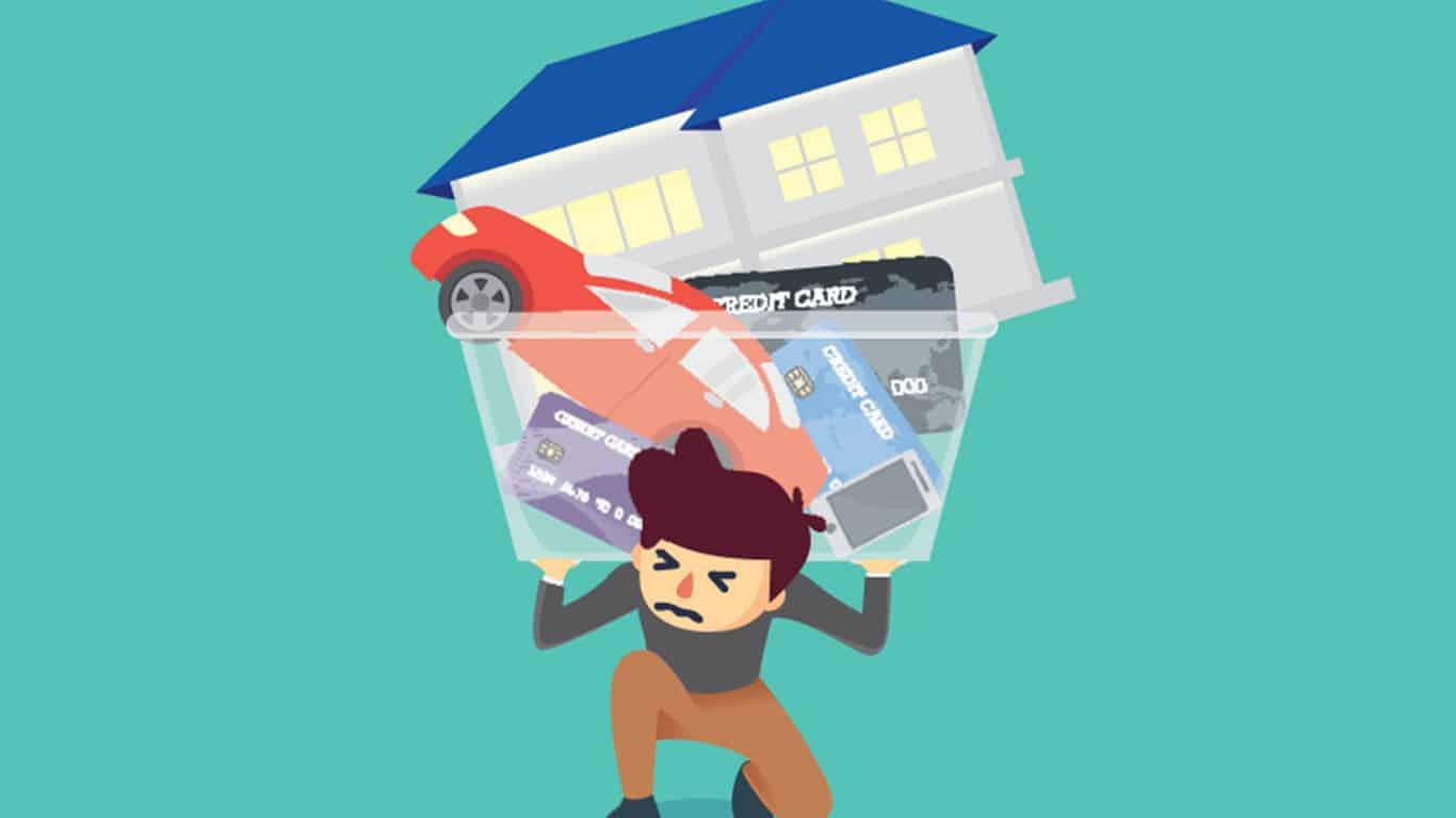 Assess debt and spending