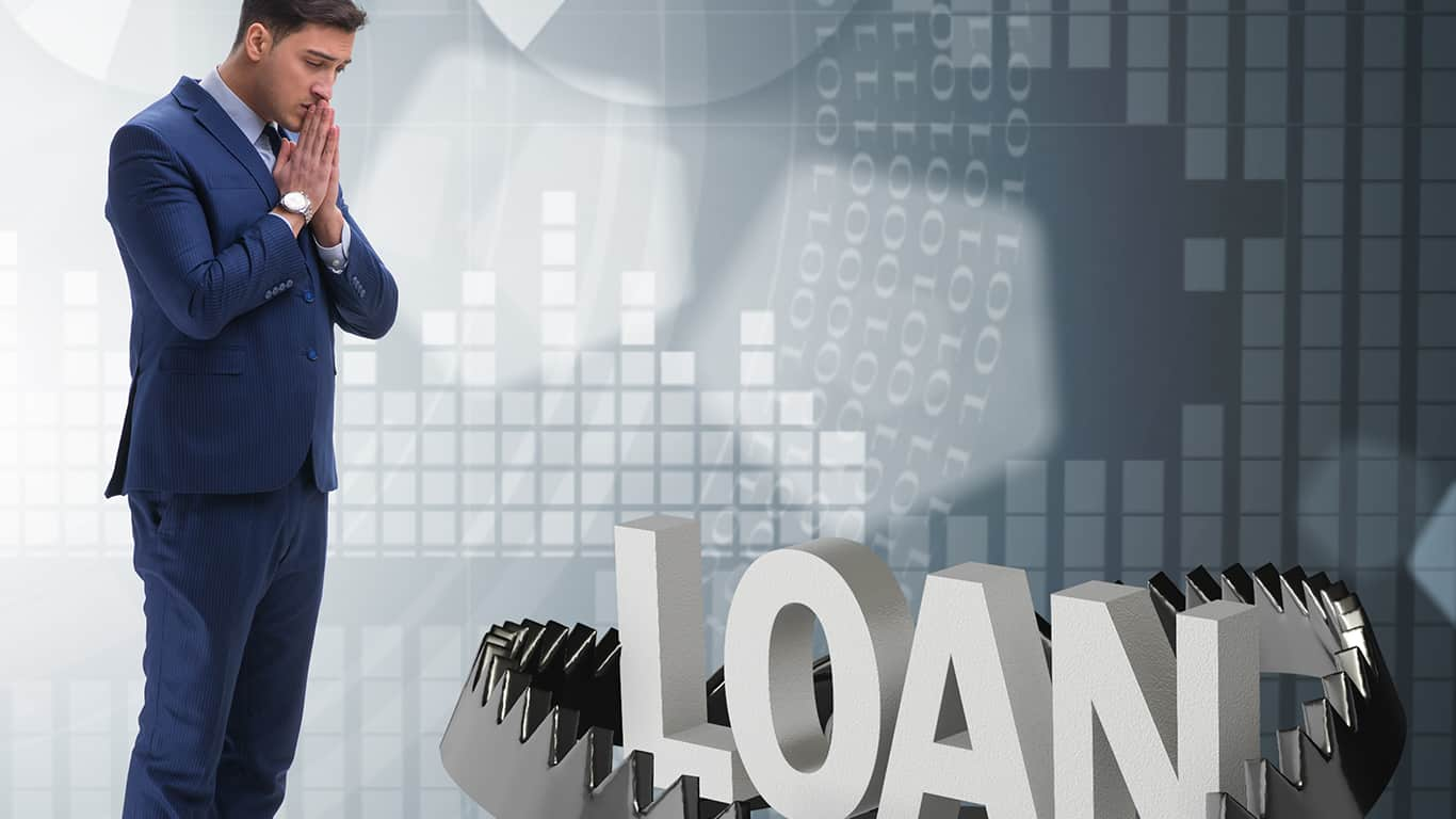 Avoid risky loan products