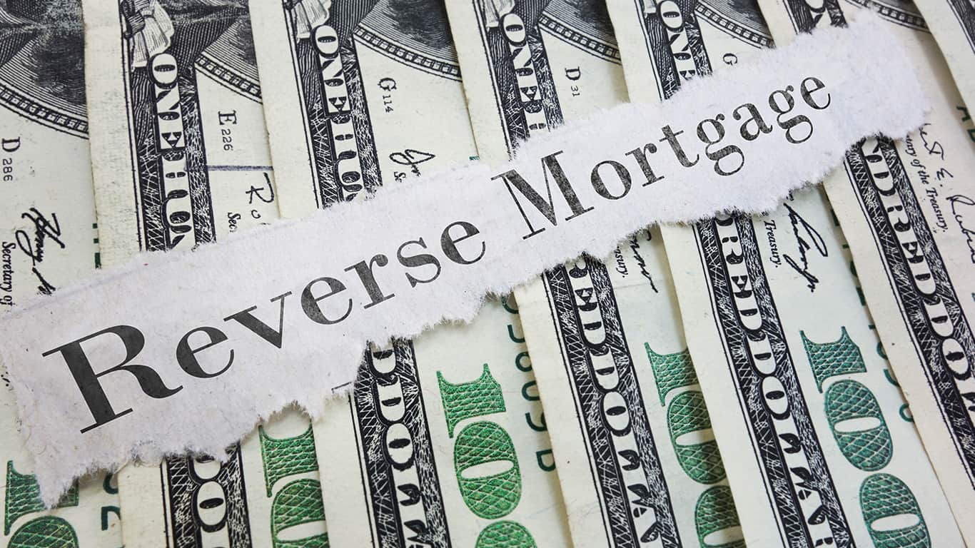 Consider a reverse mortgage