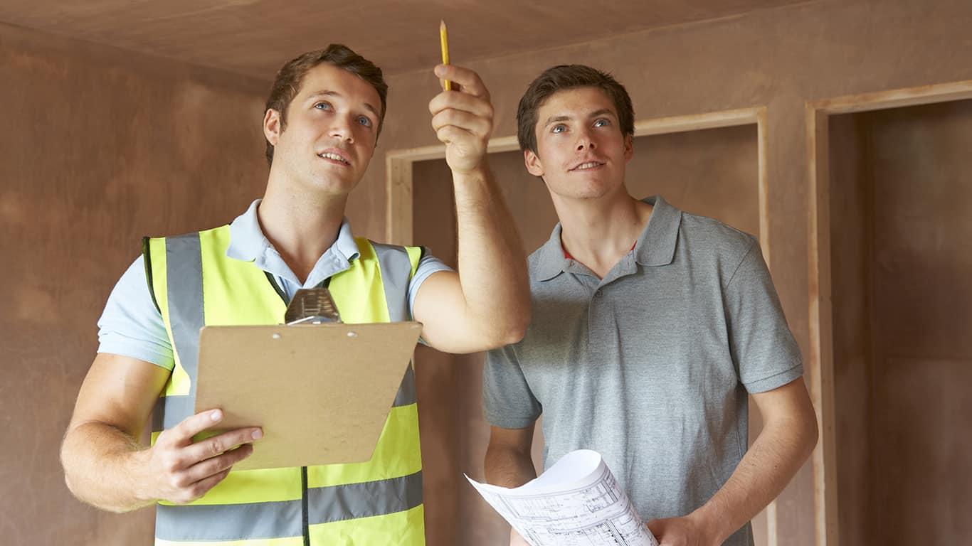 Do a home inspection