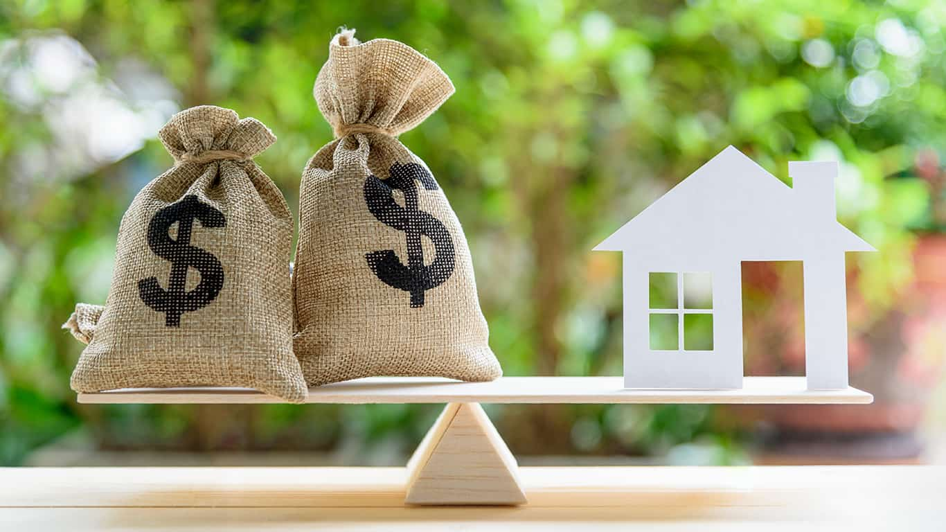 Get cash from equity on your home