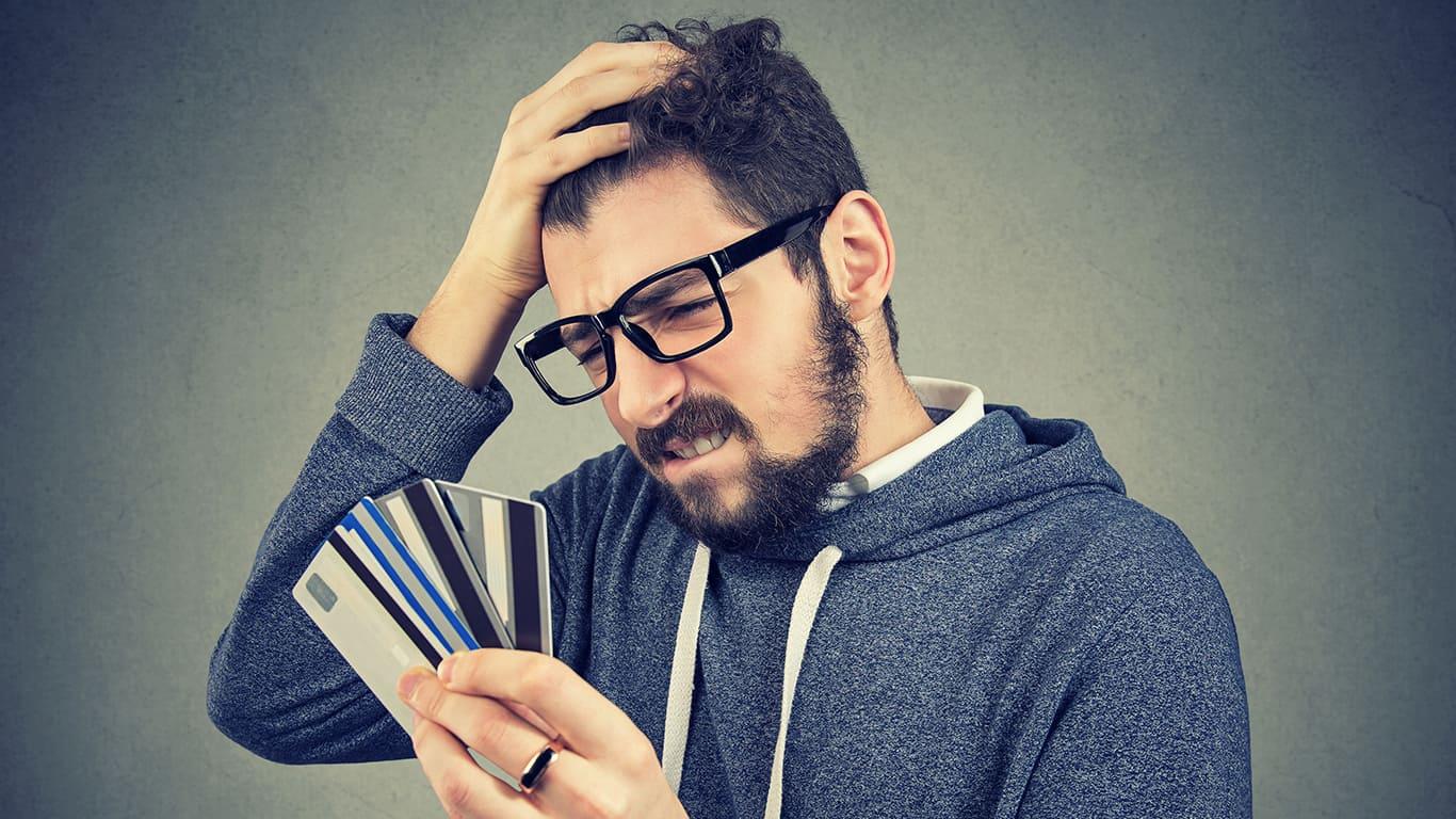 Ignoring your credit score
