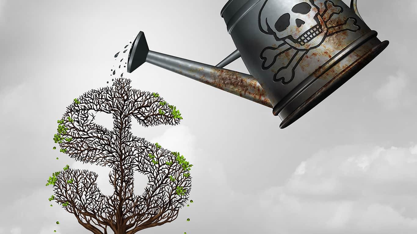 Kill toxic debt now