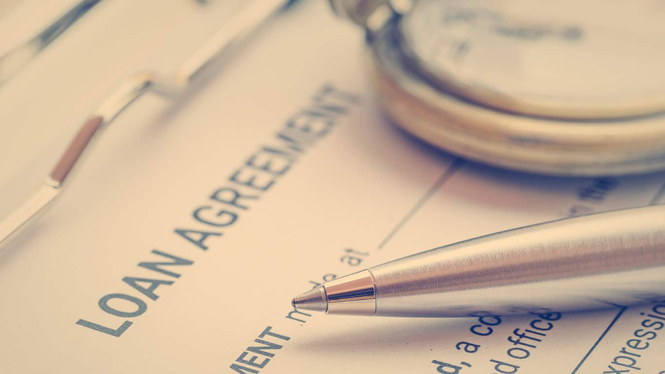 Lender contracts remain in place despite divorce
