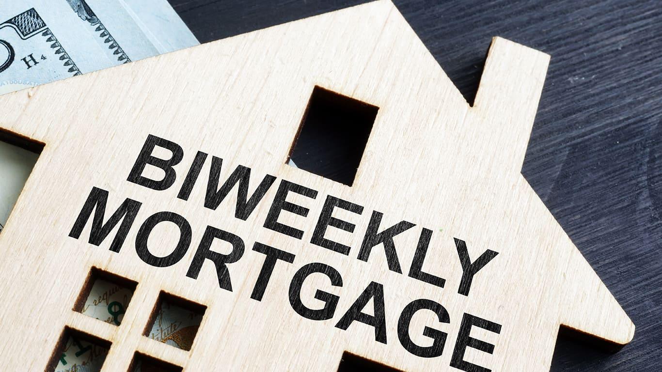 Make bi weekly payments