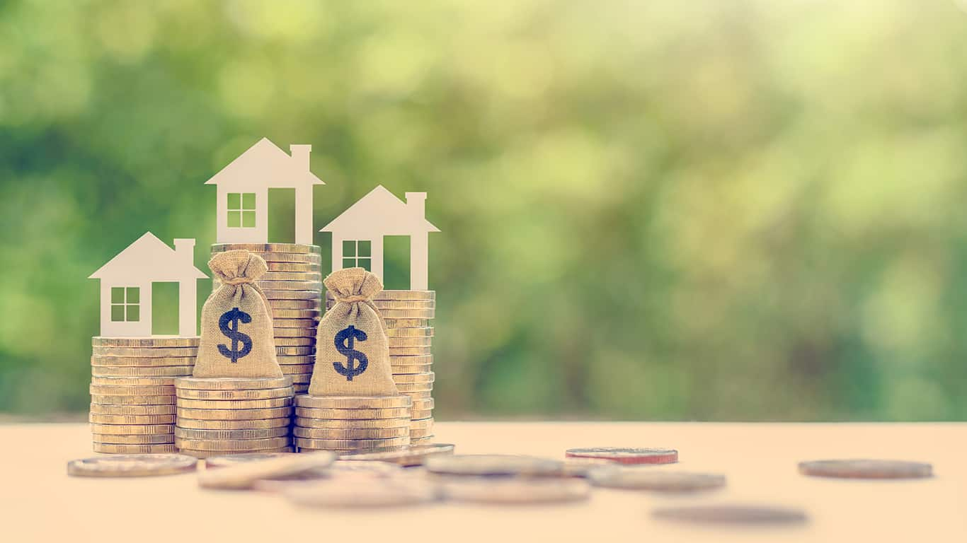Put down a larger down payment