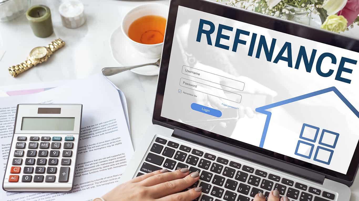 Refinance the original mortgage