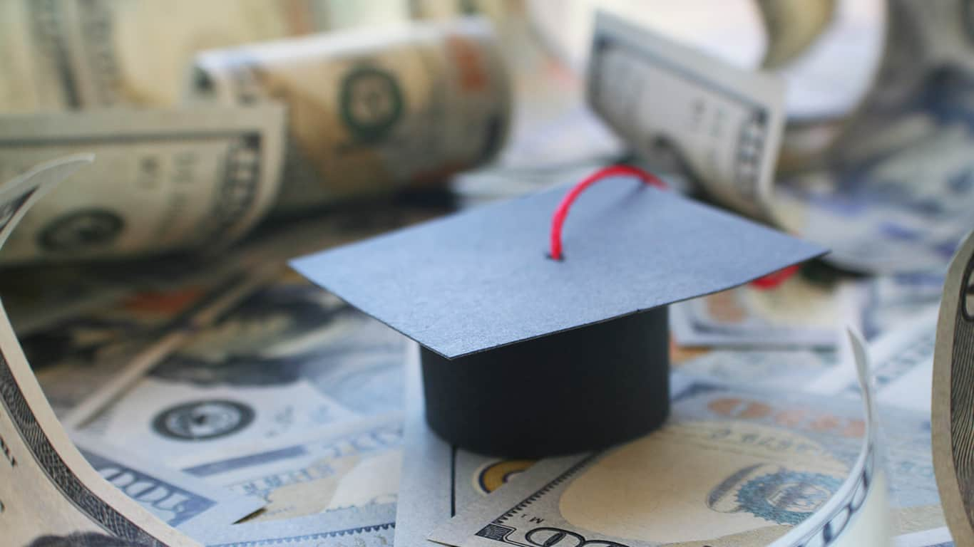 Student debt can get tricky too