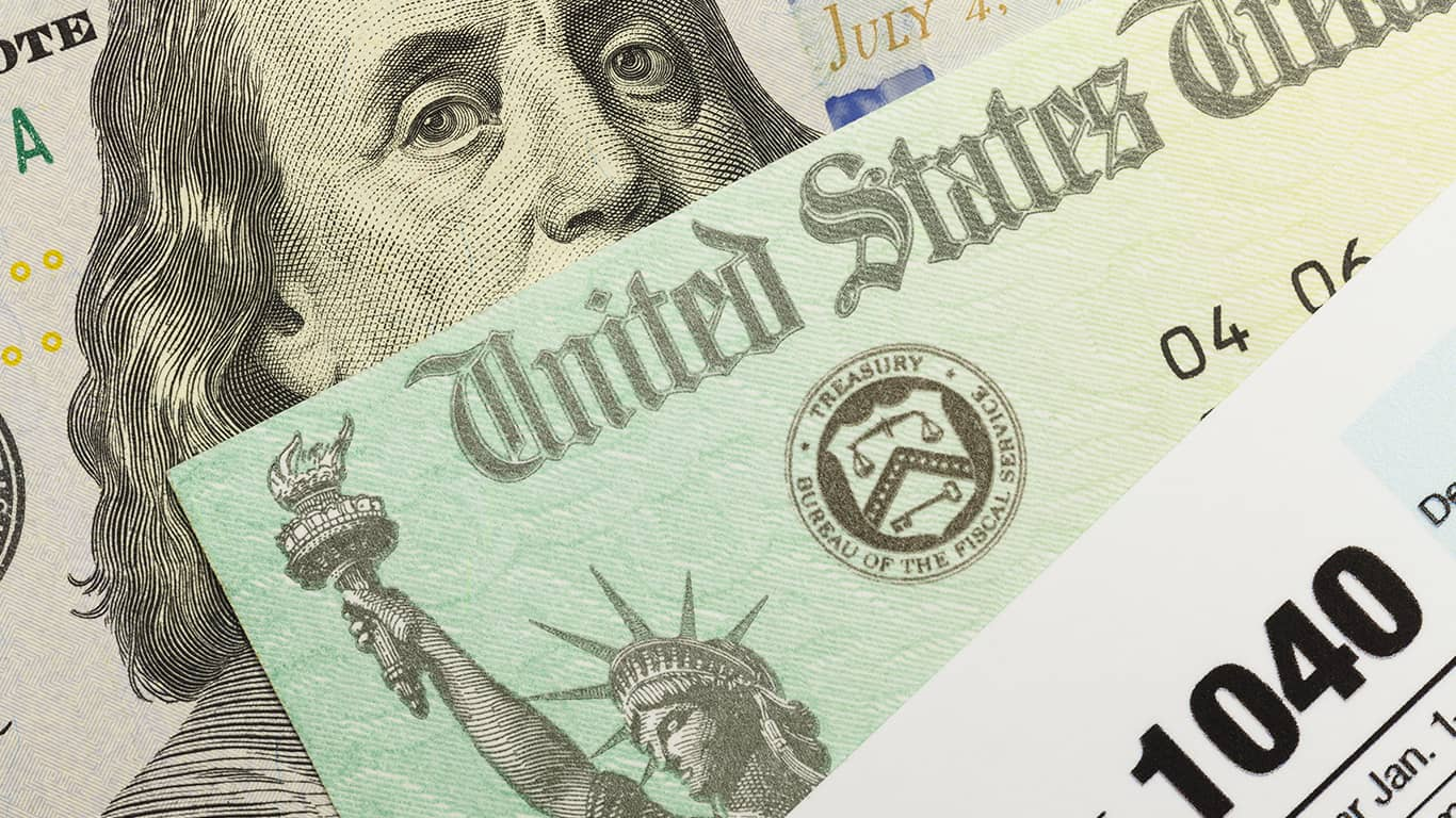 The IRS can seize your tax refunds