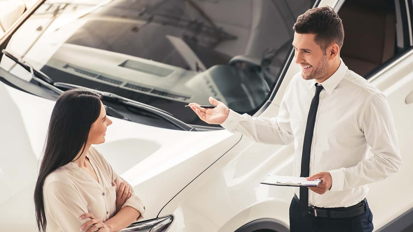 You can finance a car with confidence