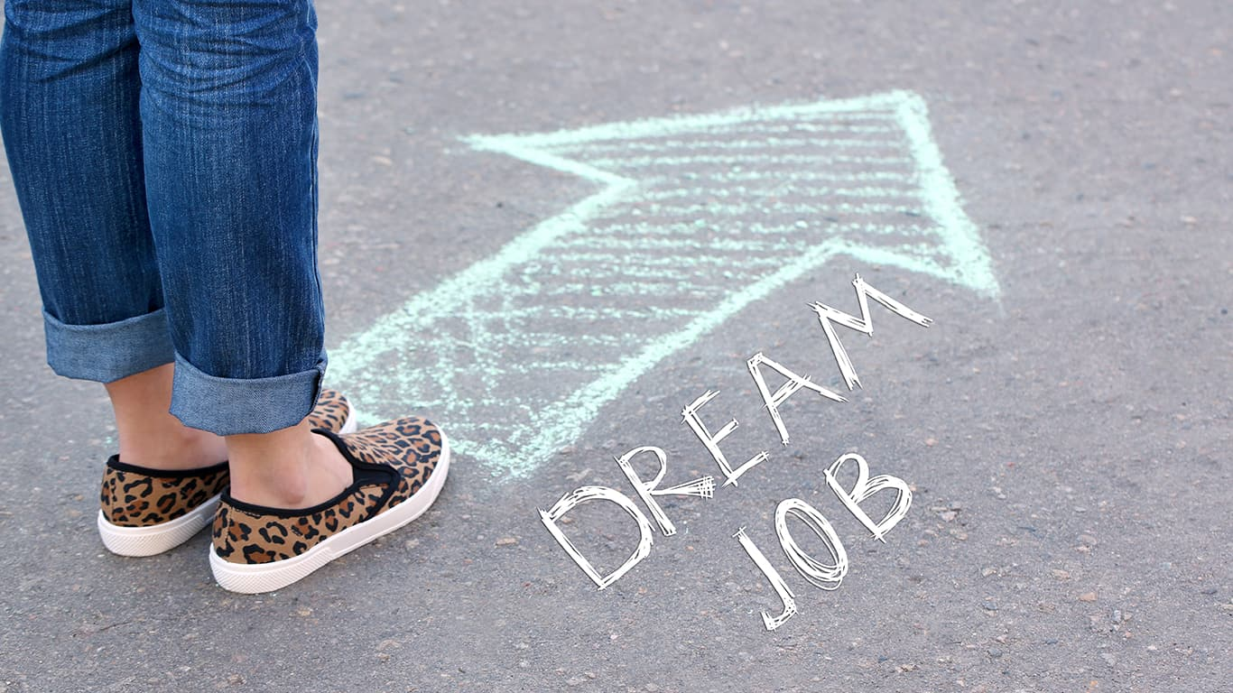 You have a better shot at landing your dream job