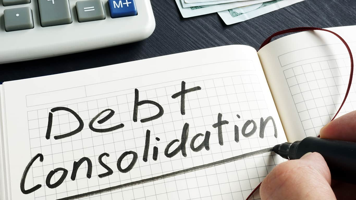You have better options for consolidating debt
