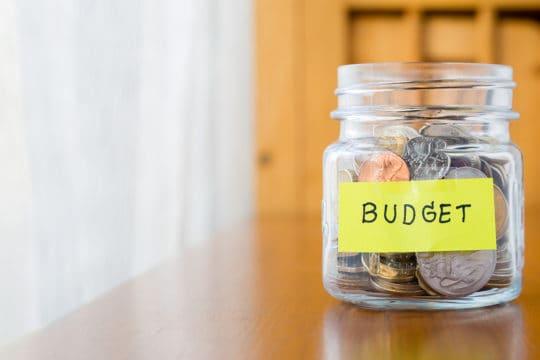 budget jar