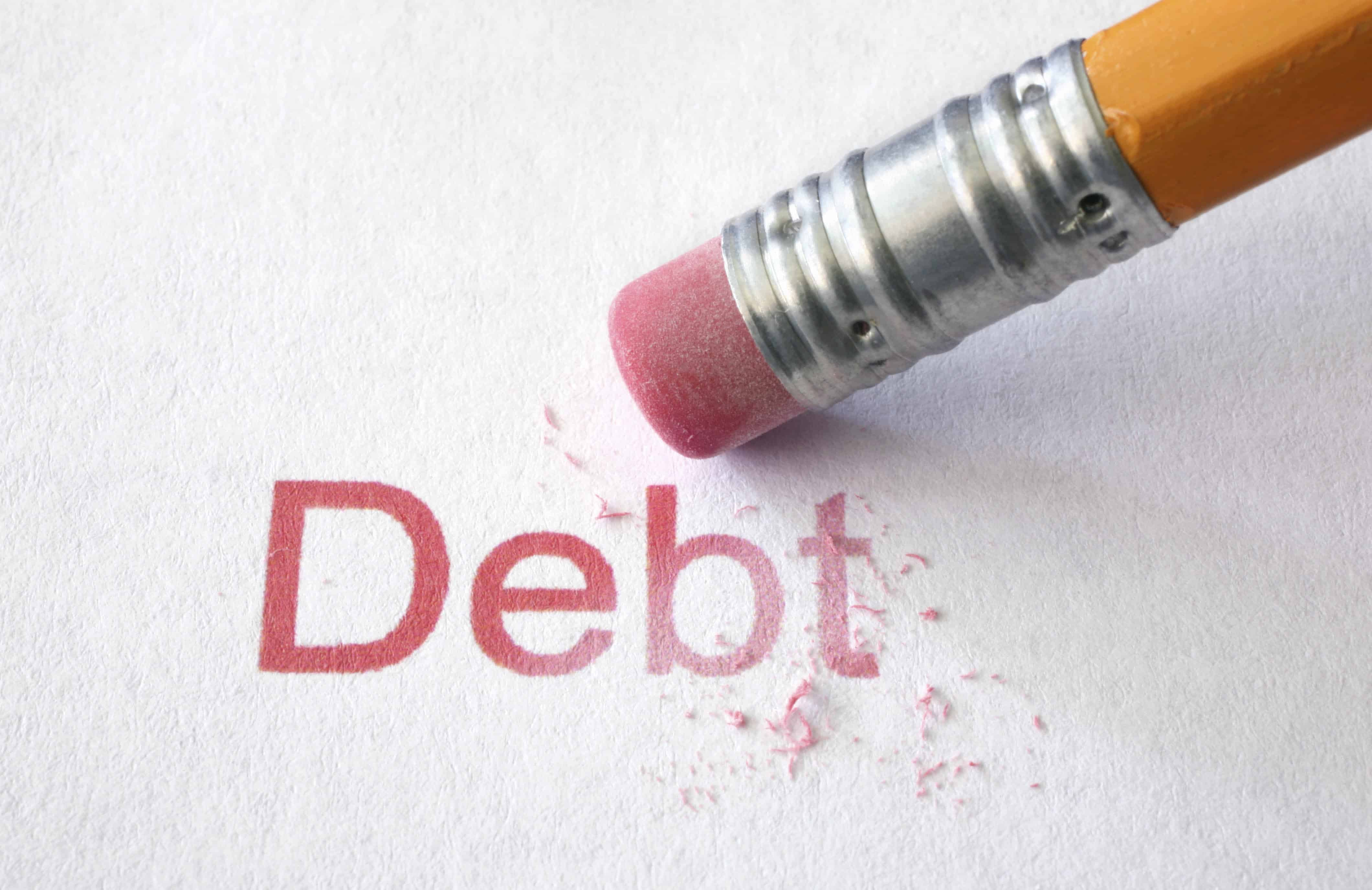 Pay for delete can, in theory, erase debt from your credit file