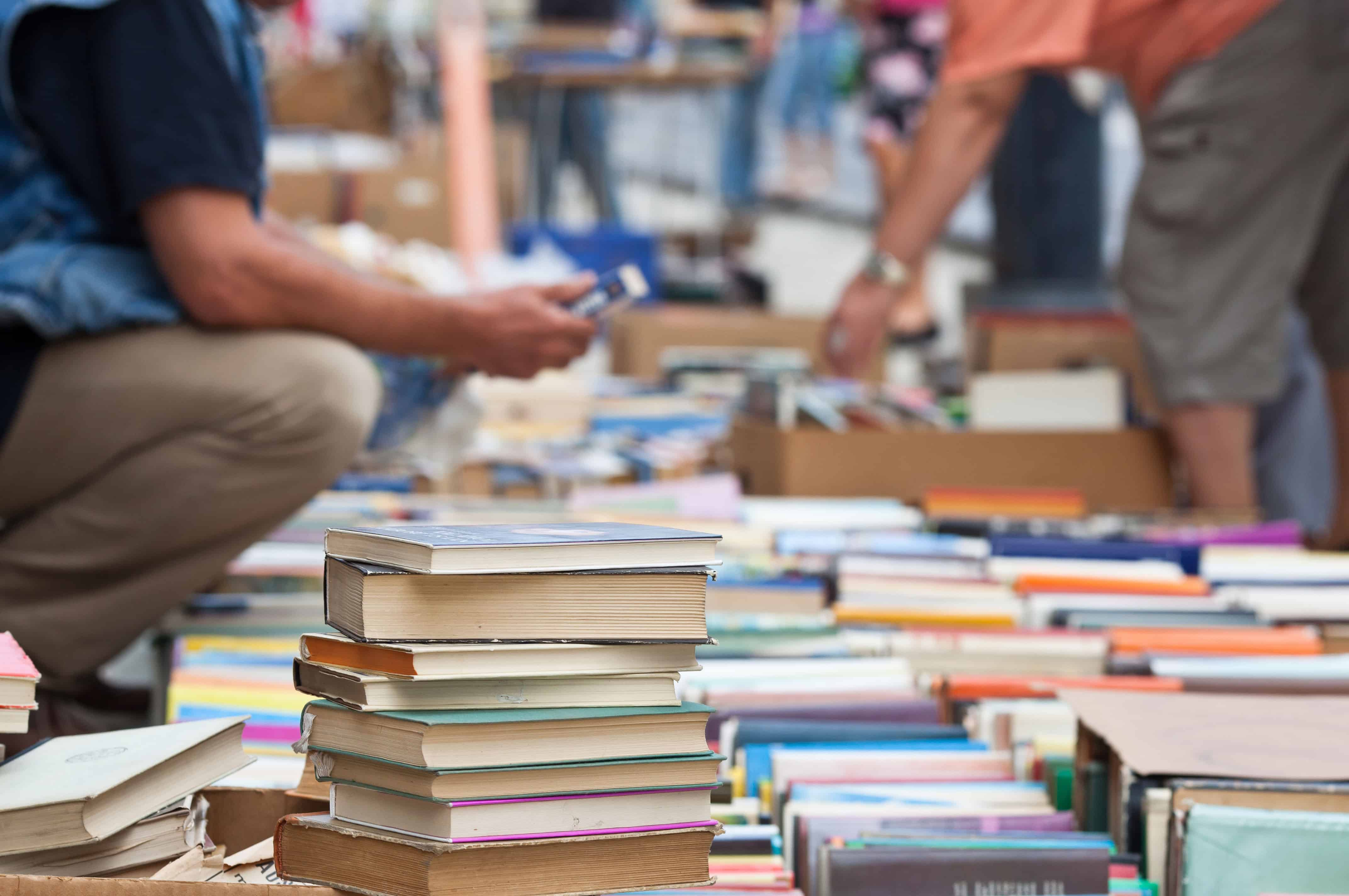 Browse the stacks, not the racks