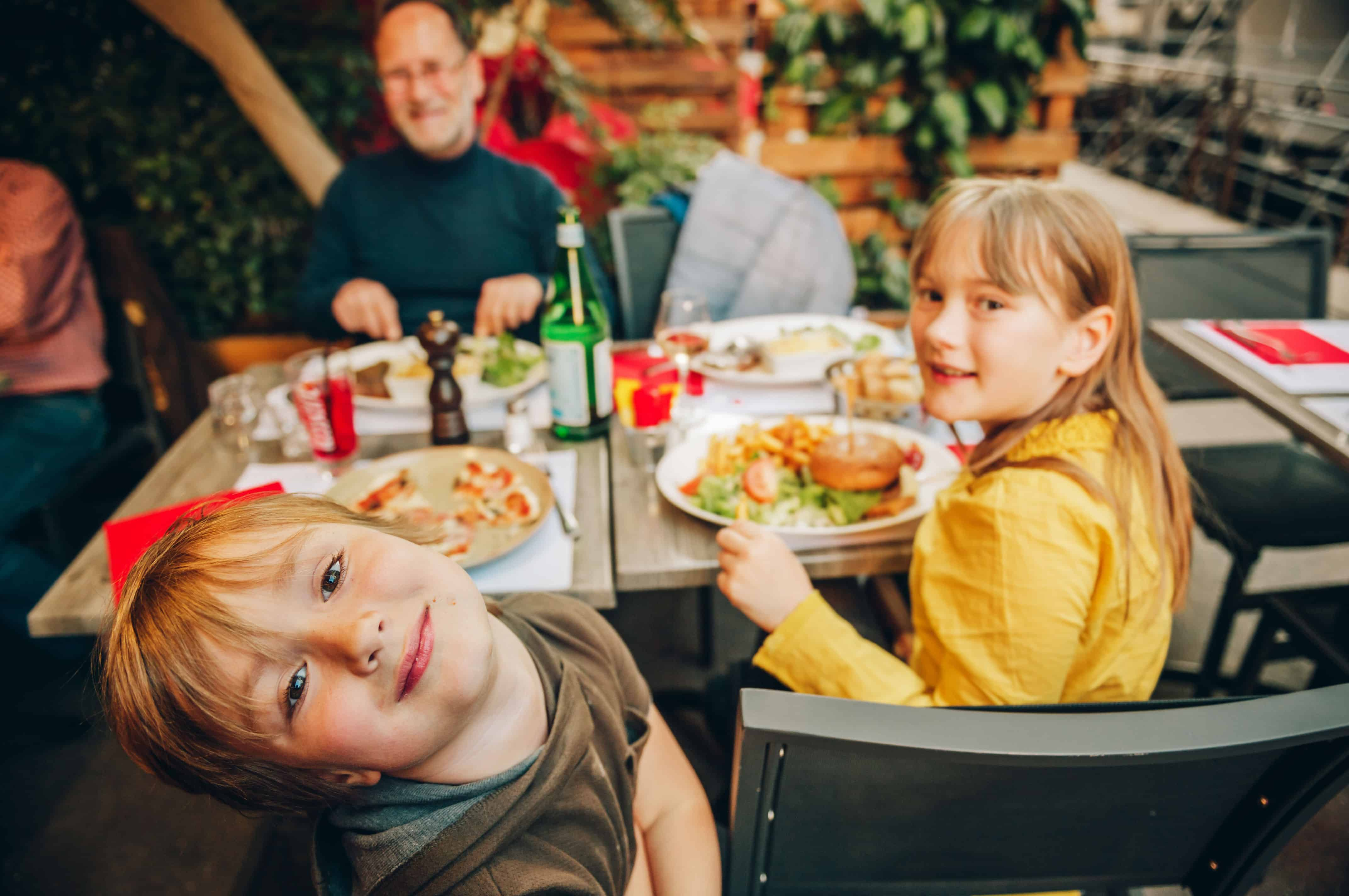 Get a family meal you don't have to cook