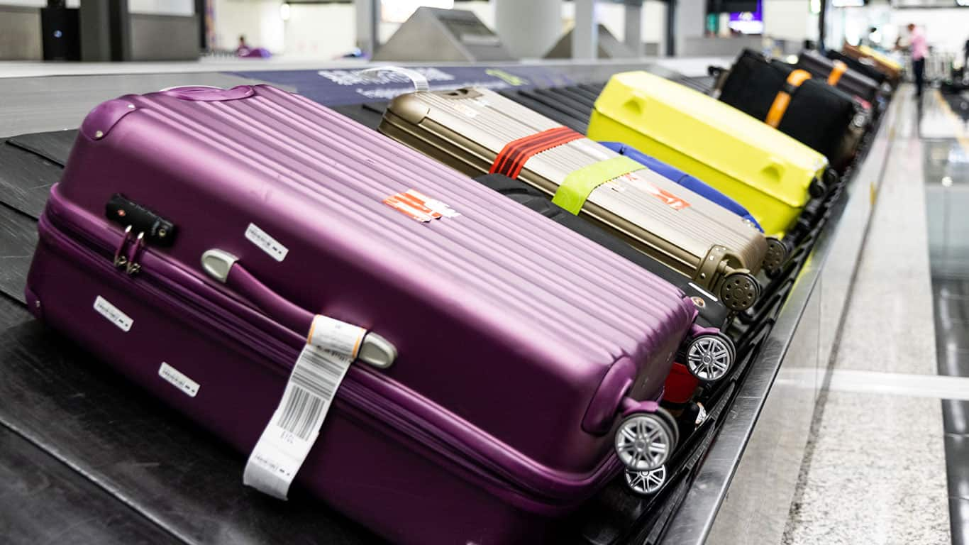 Travel and luggage insurance