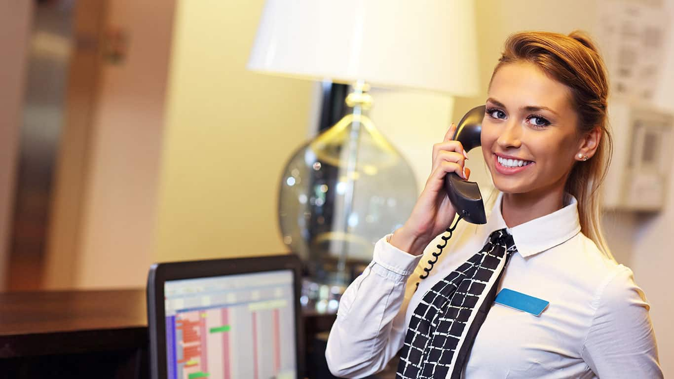 Complimentary concierge services