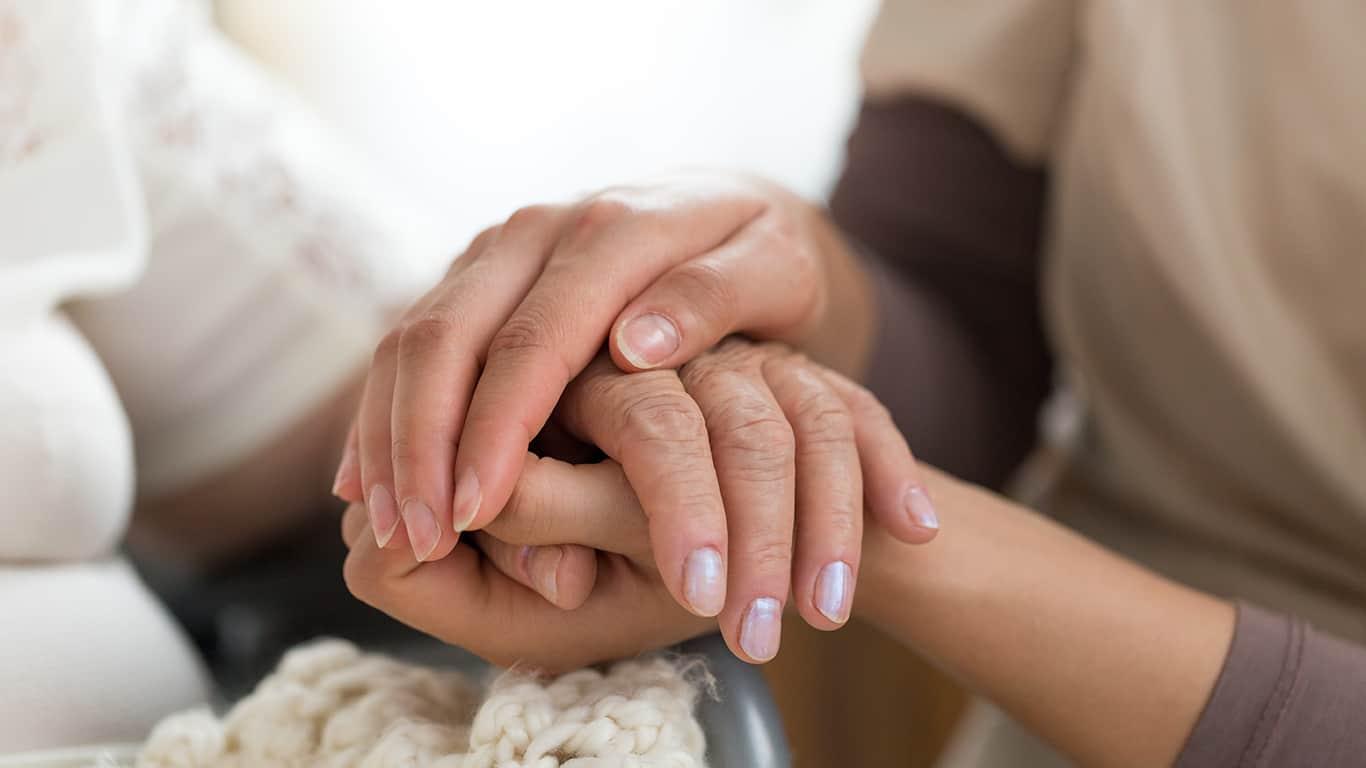 Caregiving for an aging family member