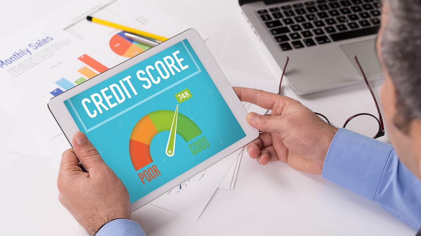Pump up that credit score