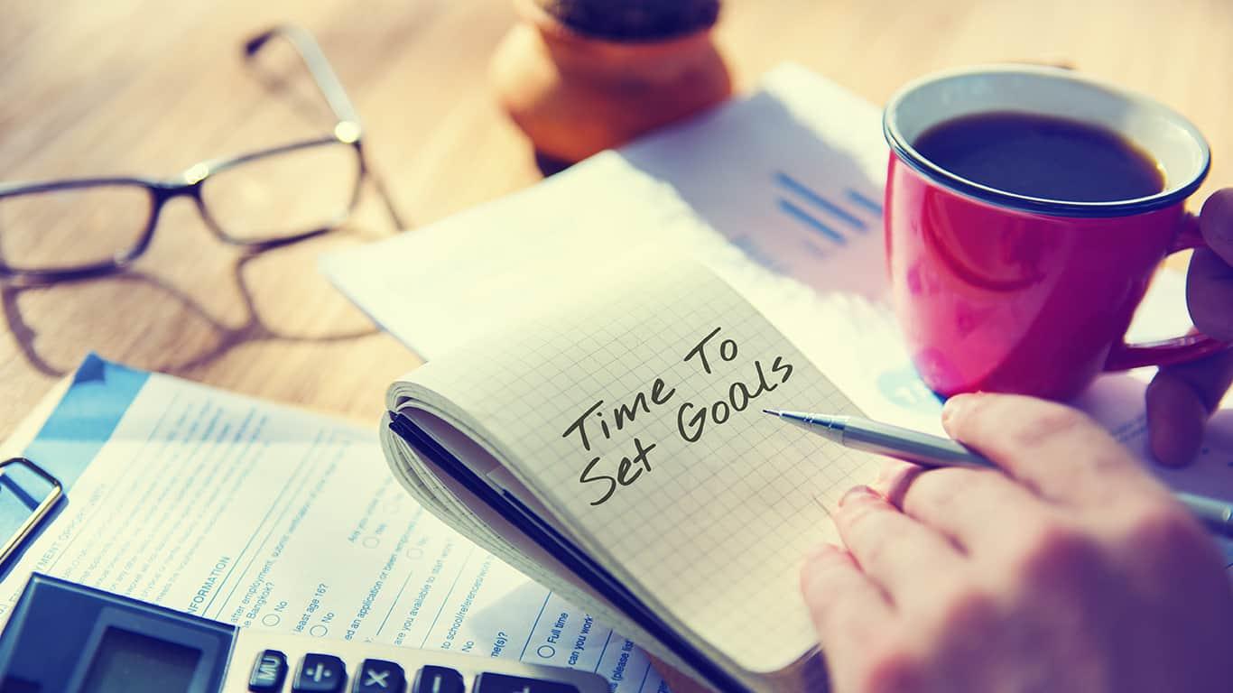 Set financial goals
