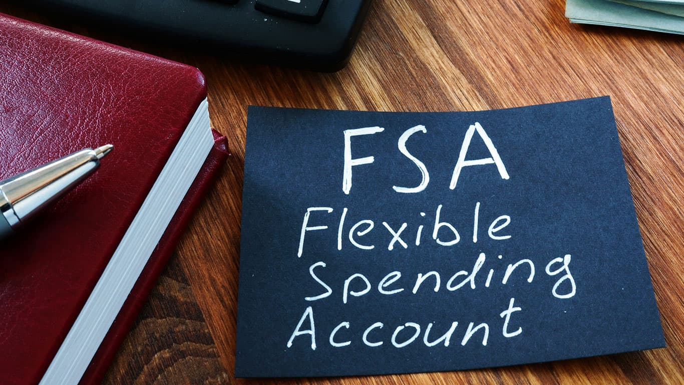 Check into flex spending or savings accounts