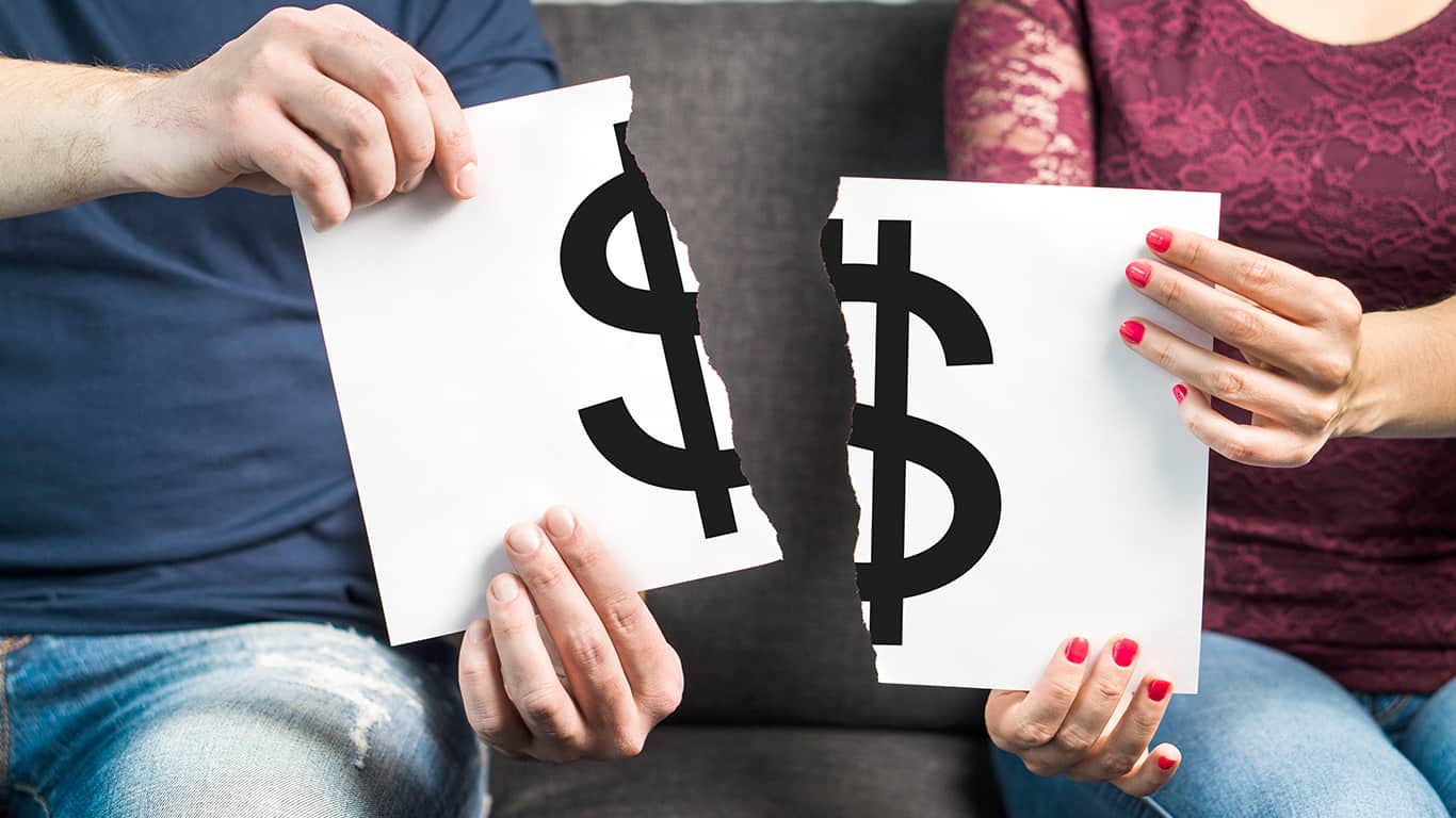 6 Money Conflicts that Can Lead to Divorce