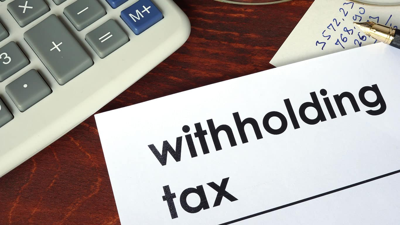 Consider decreasing your tax withholding