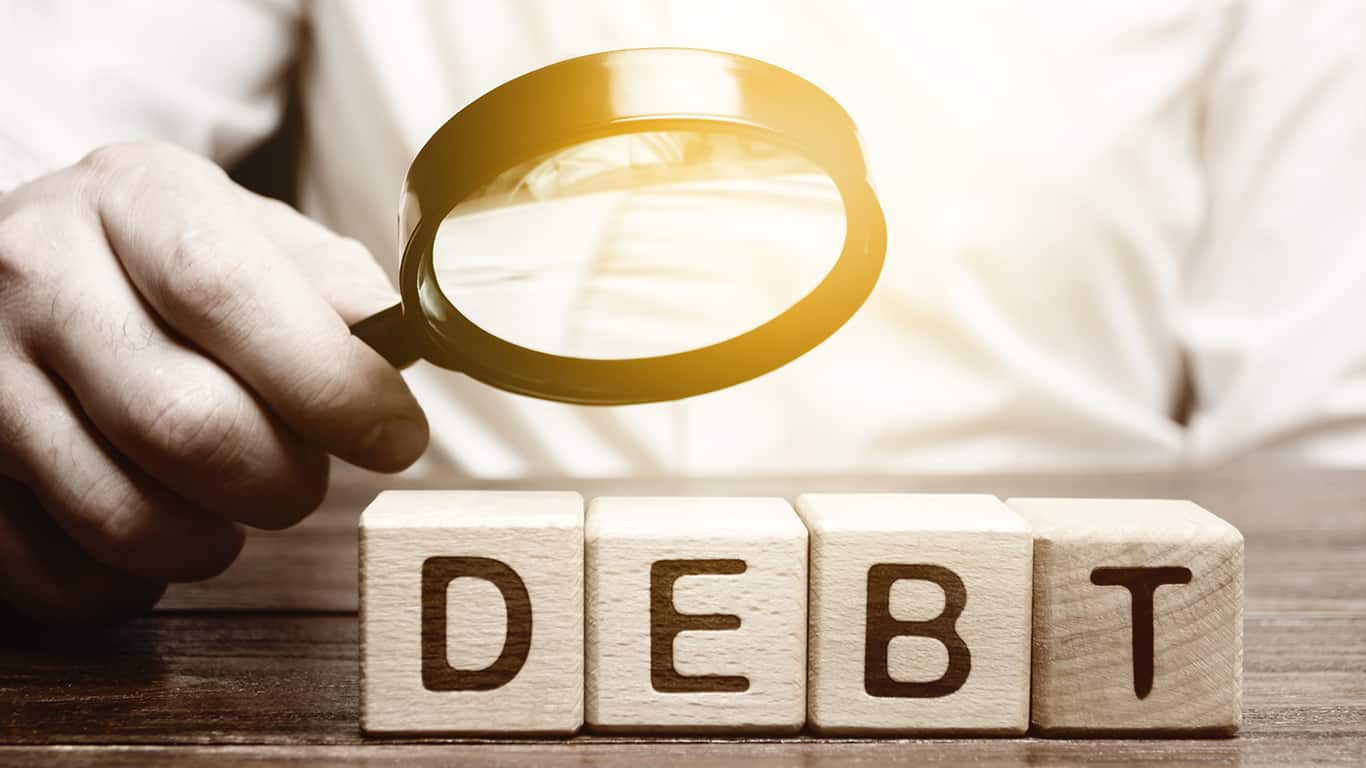 Coming to terms with debt