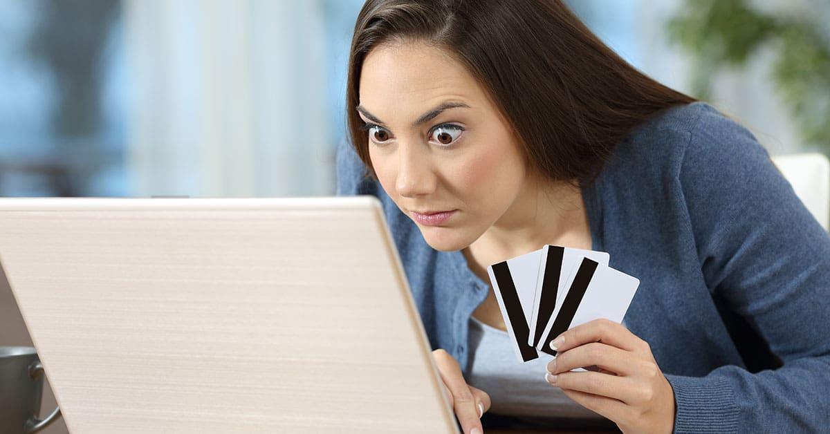 Adicción a la tarjeta de crédito