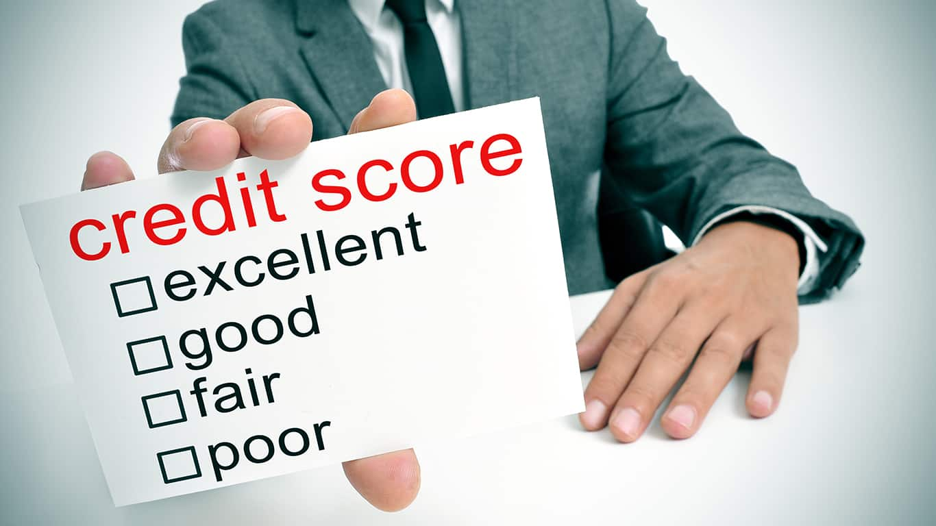 Credit score differences
