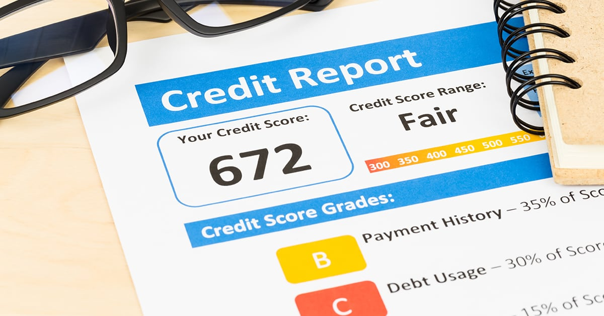 How will my credit score affect a car loan
