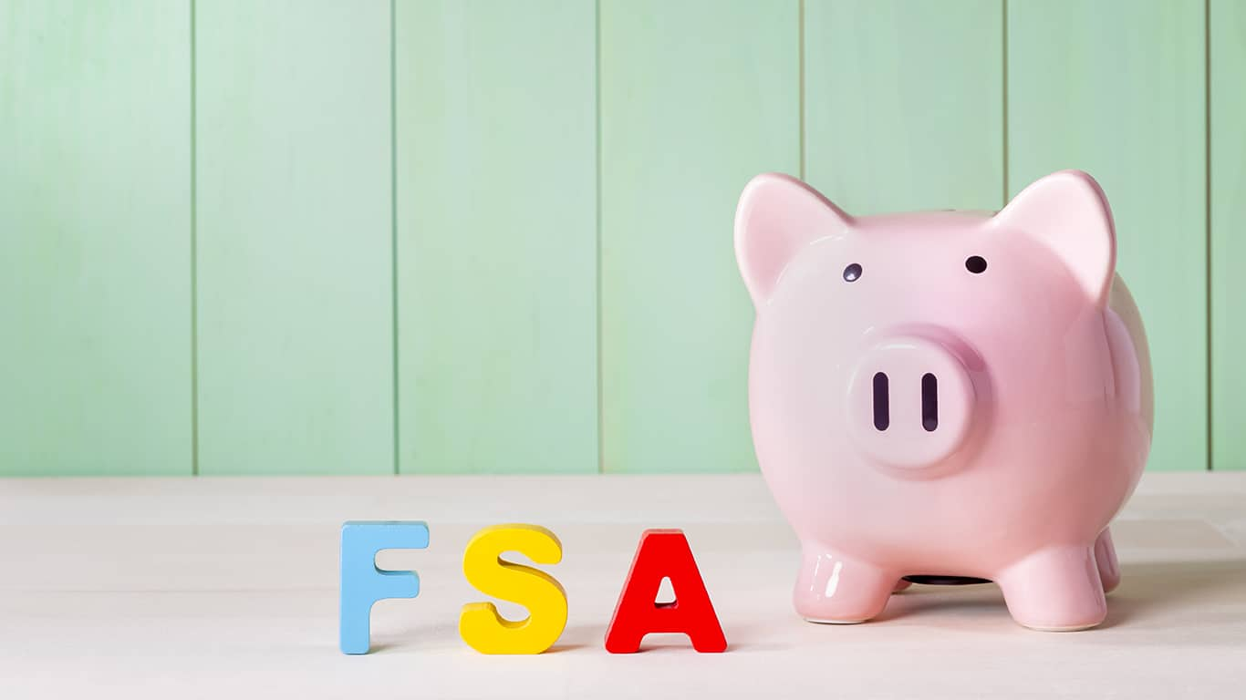 See if your employer offers a flexible spending account