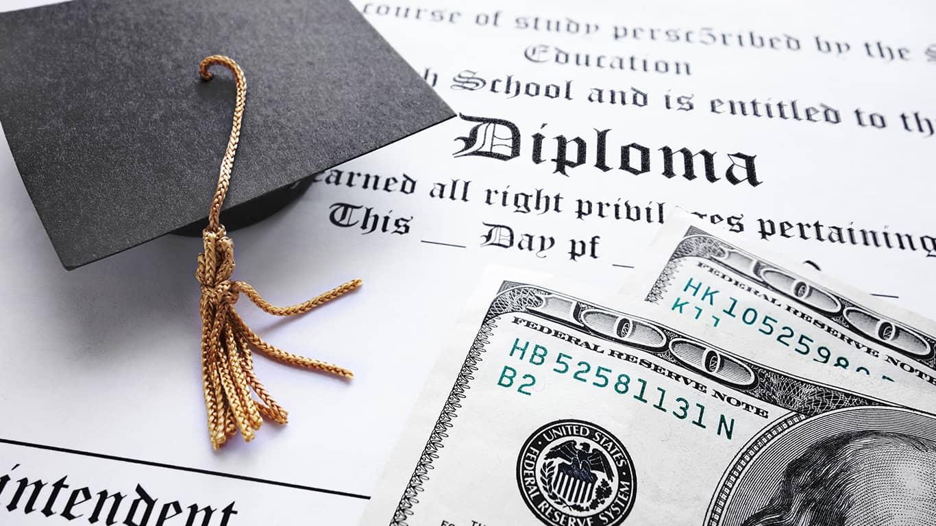 Student loan debt pressures may lead to divorce