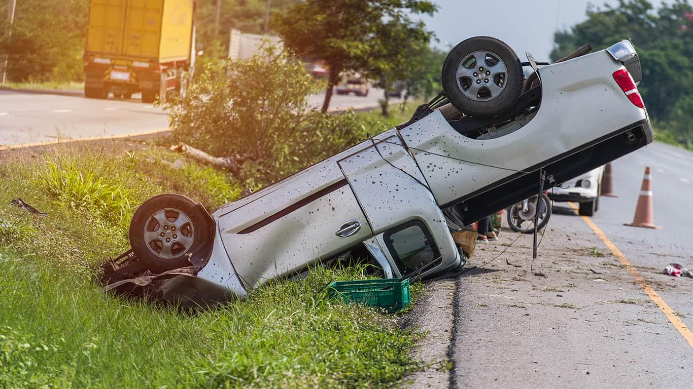 Survivors of car accidents