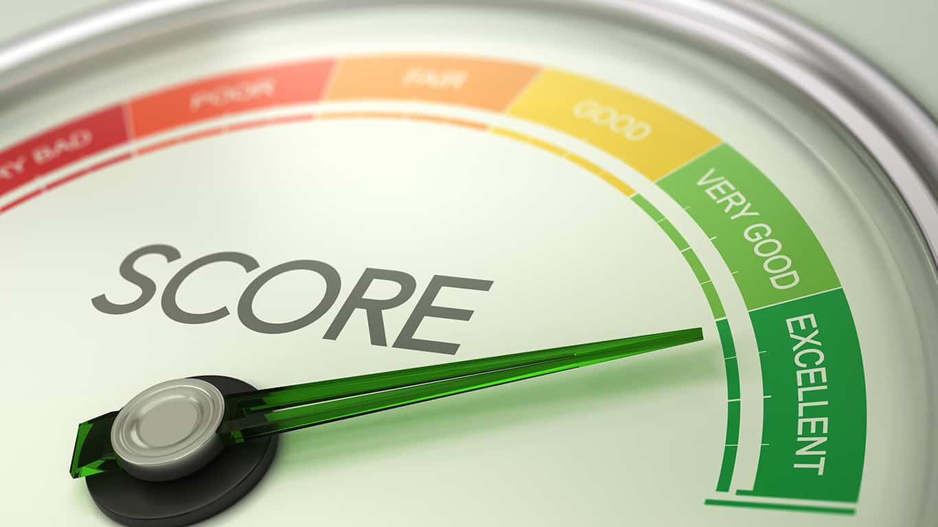 You may improve your credit score
