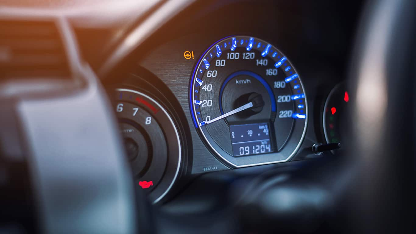 Your car meets mileage and time limit requirements