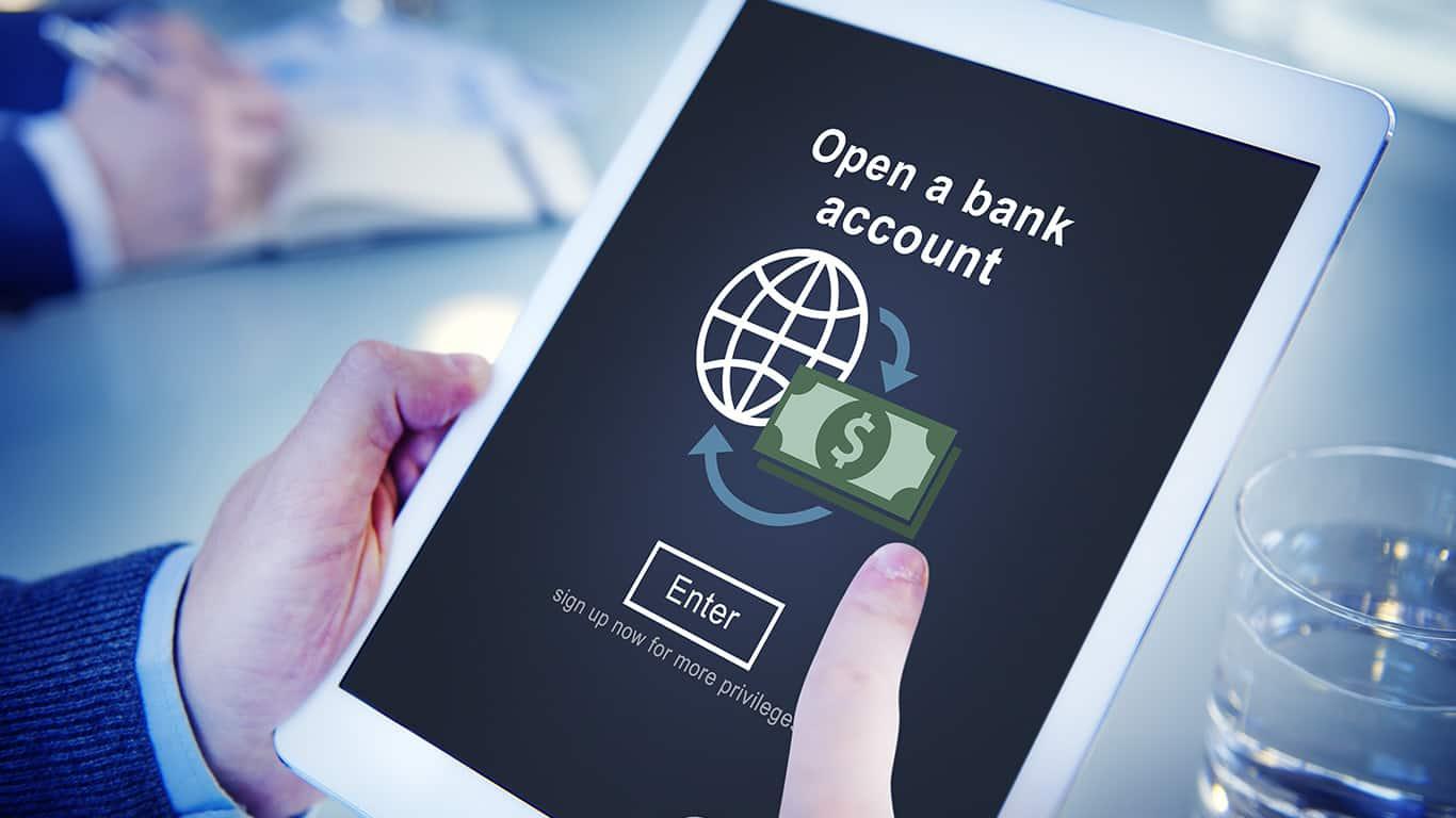 Bank account opening bonus