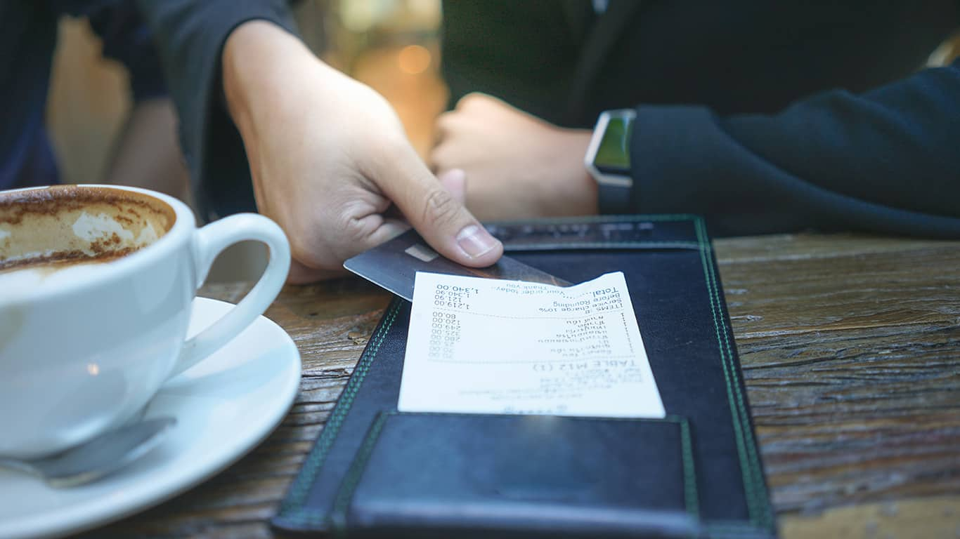 Can calculate anything but a restaurant bill