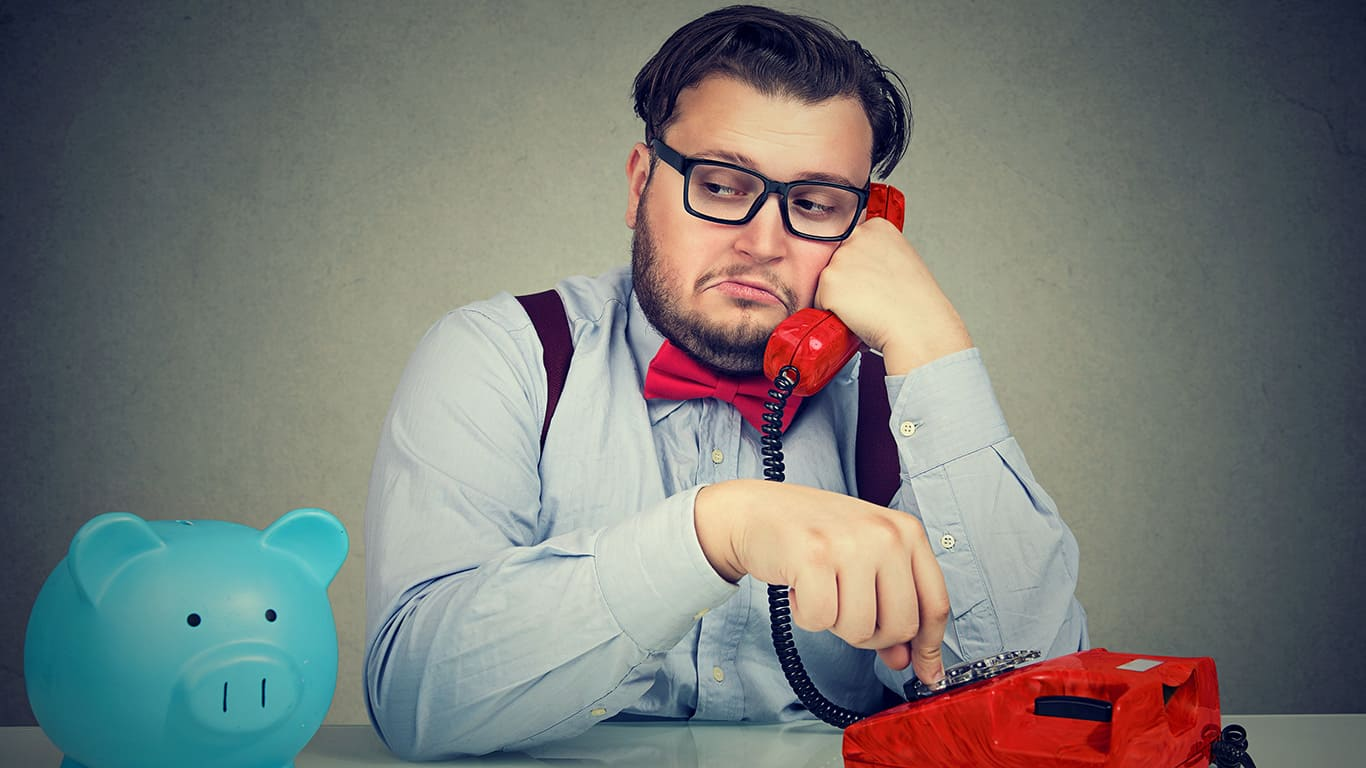 Dictate to stop communicating with creditors