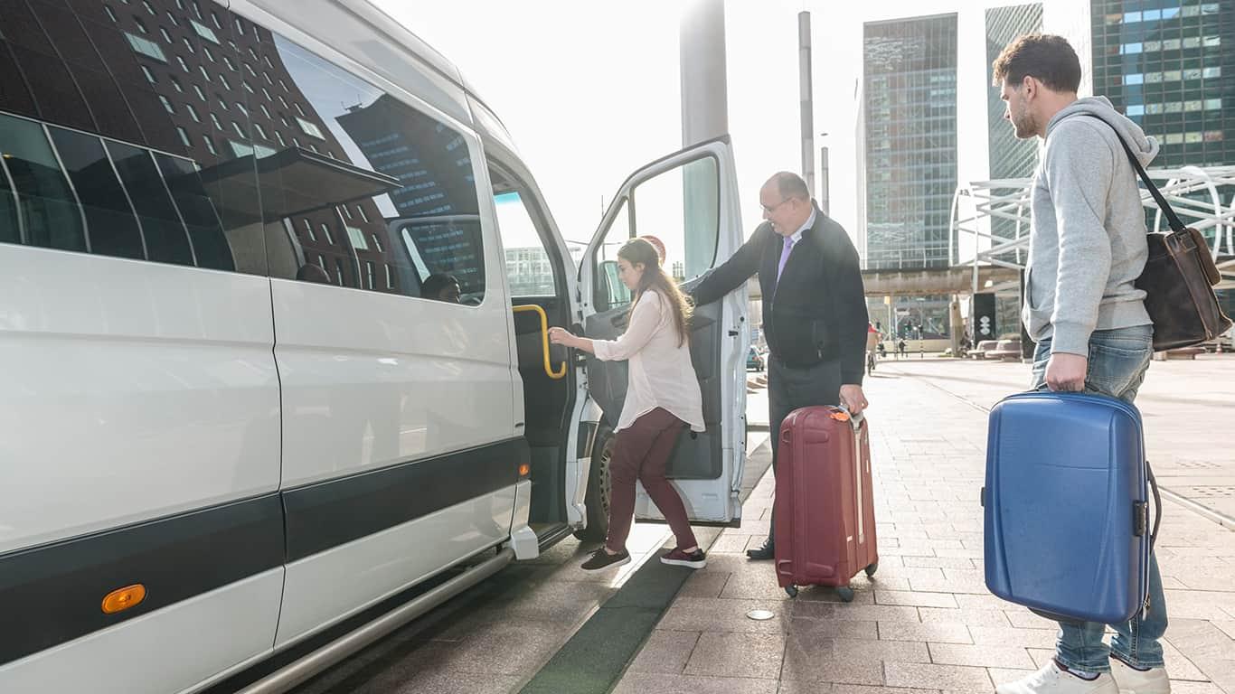 Don't demand airport transportation