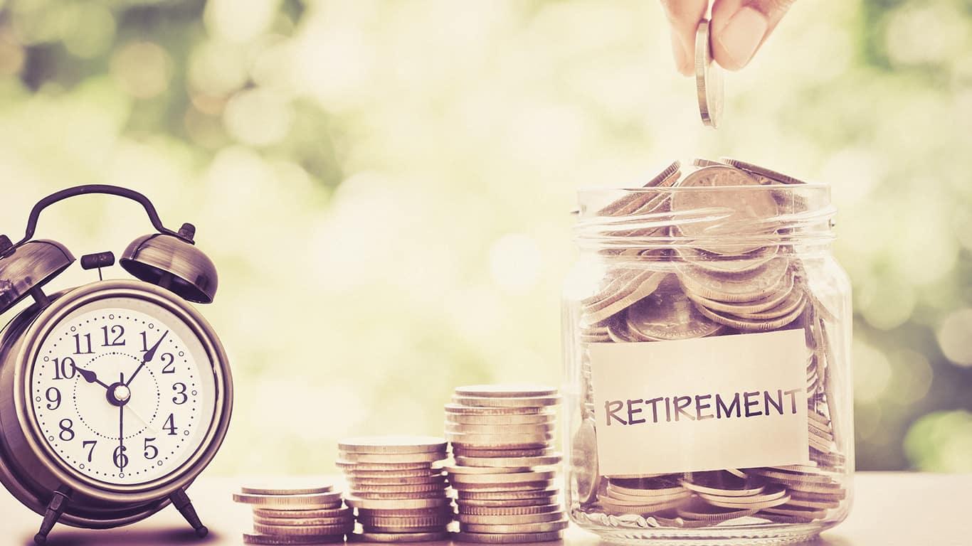 Employer retirement contribution match