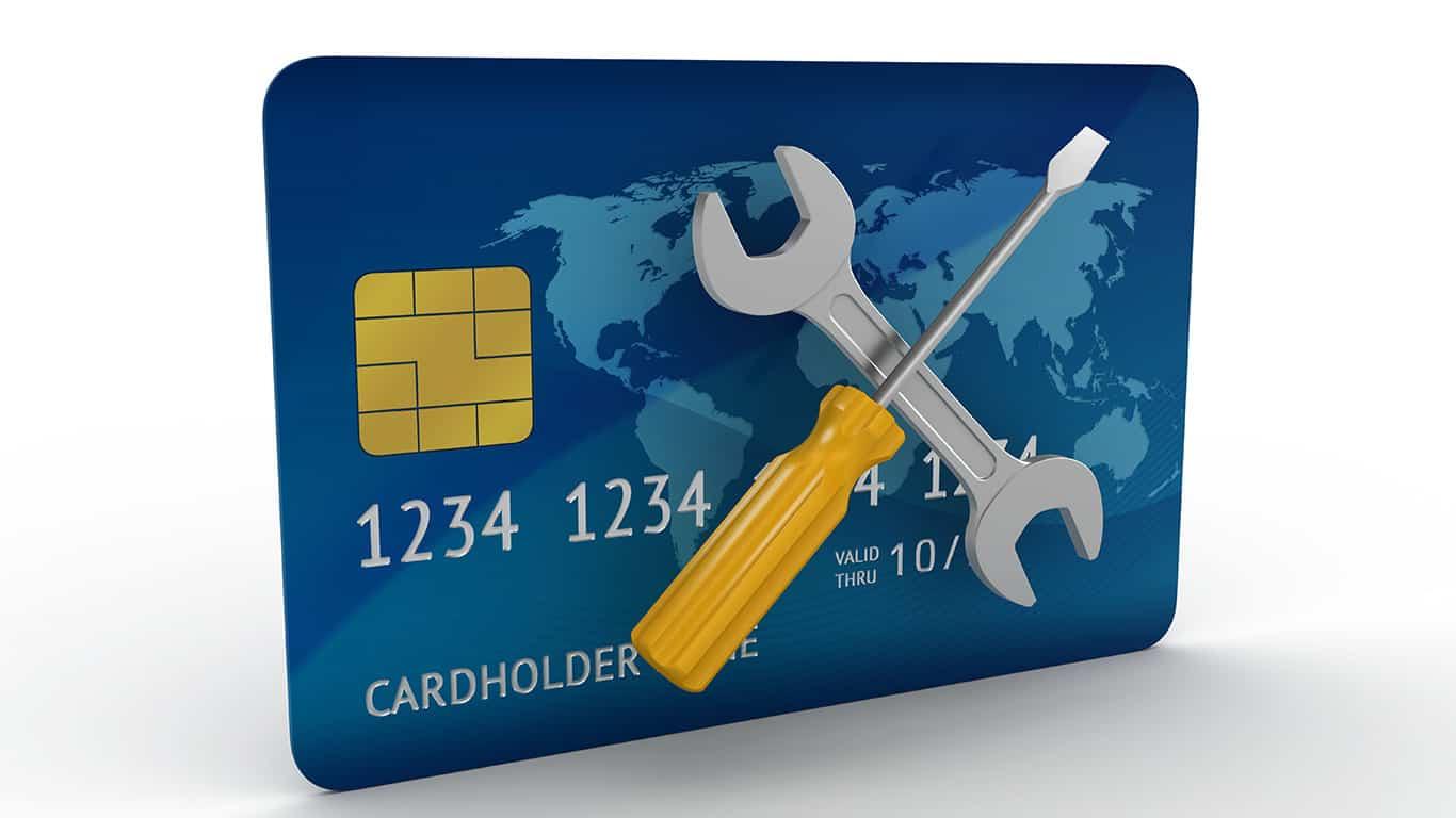 Gradually rebuild your credit