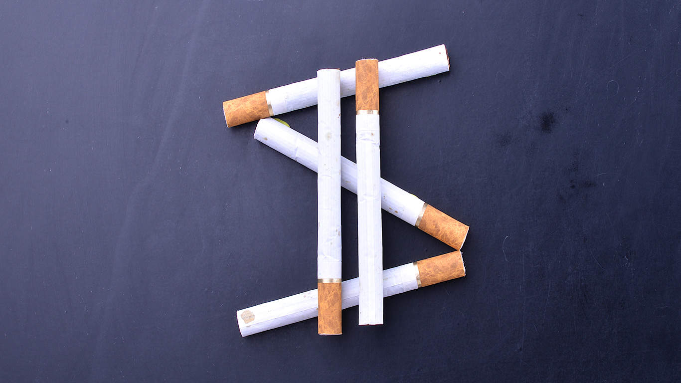 Income loss a big part of smoking cost