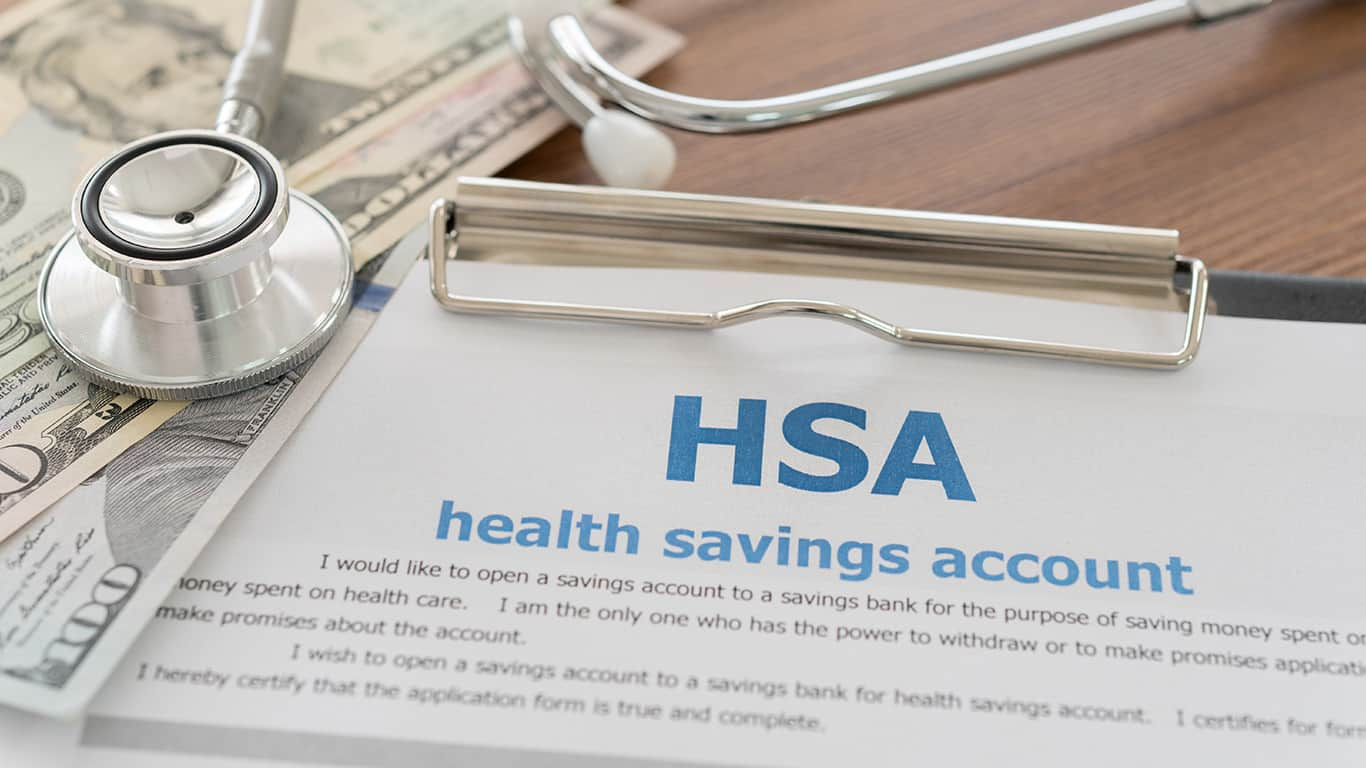 Invest in a Health Savings Account